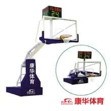遥控电动液压篮球架