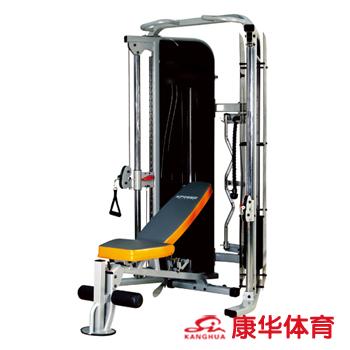 康乐佳商用单人站综合训练器KLJ-3005A